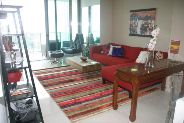 Bella Vista Panama City For Rent Fully Furnished Apartment