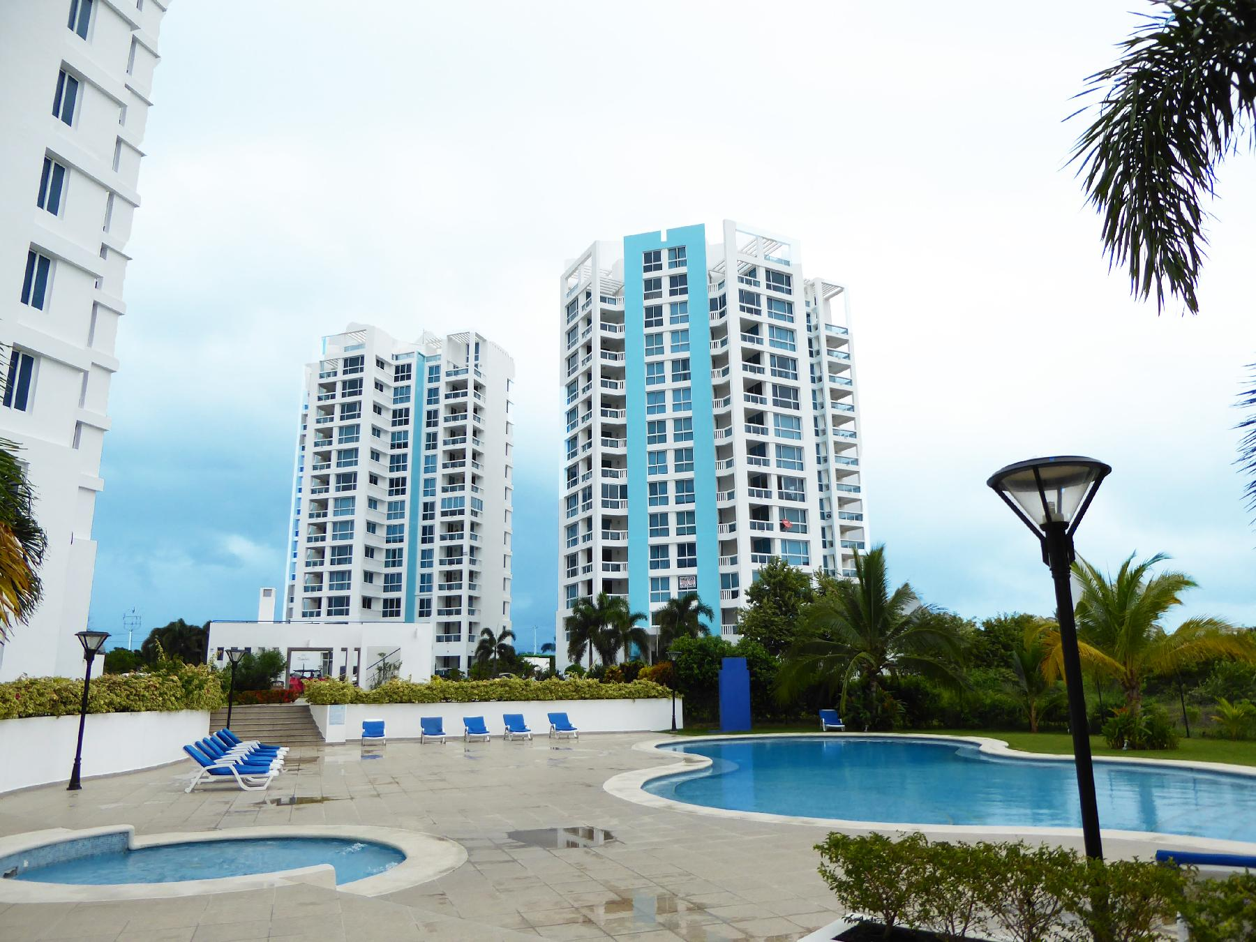 PANAMA PLAYA BLANCA FOUNDERS 2 BDRM NICE AMENITIES