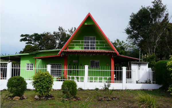 MOUNTAIN VIEW HOME, FOR SALE, BOQUETE, DAVID, CHIRIQUI, PANAMA, CASA DE MONTANA, PARA LA VENTA