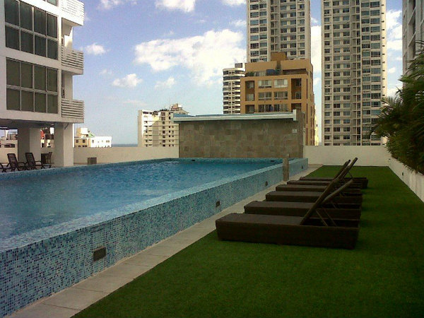 Duplex penthouses for sale in San Francisco, Panama City, Panama