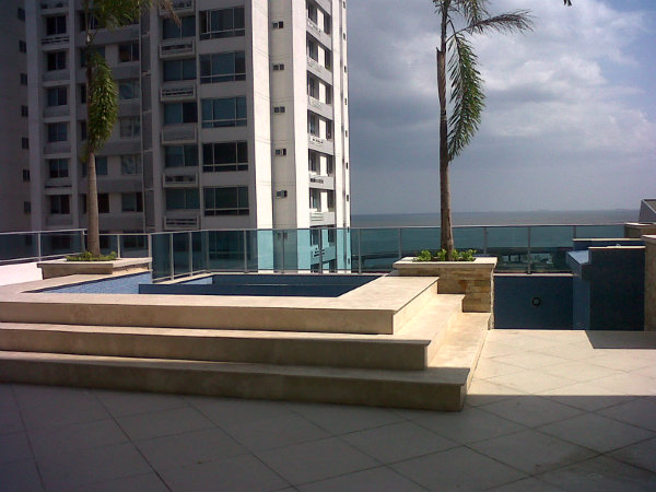 OCEAN VIEW CONDO FOR SALE, PH WATERFALLS,  PANAMA CITY, PANAMA, VENDO APARTAMENTO