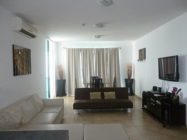 APARTMENT FOR SALE IN PLAYA BLANCA, FULL FURNISHED APARTMENT AT PLAYA BLANCA, RIO HATO, PANAMA