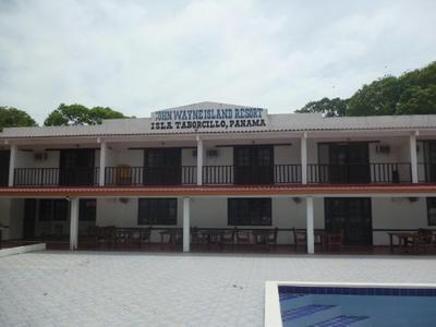 DISCOVER JOHN WAYNE ISLAND, ISLA TABORCILLO, PANAMA