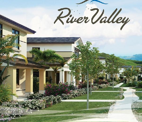 ARRAIJAN, PANAMA PACIFICO, CASA EN RIVER VALLEY, MODEL 3