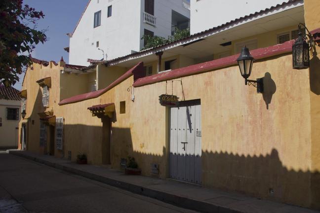 CARTAGENA SAN DIEGO OLD CITY CASA TRES ESQUINAS