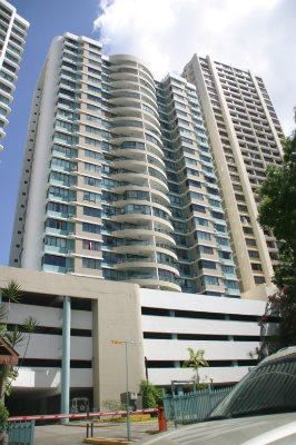 Panama City Paitilla Miraluz 3 bedroom furnished condo