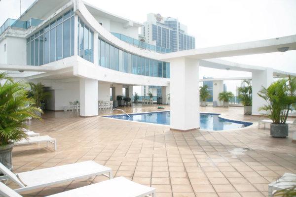 PANAMA CITY AVENIDA BALBOA GRANDBAY 2 BDRMS HIGH FLOOR