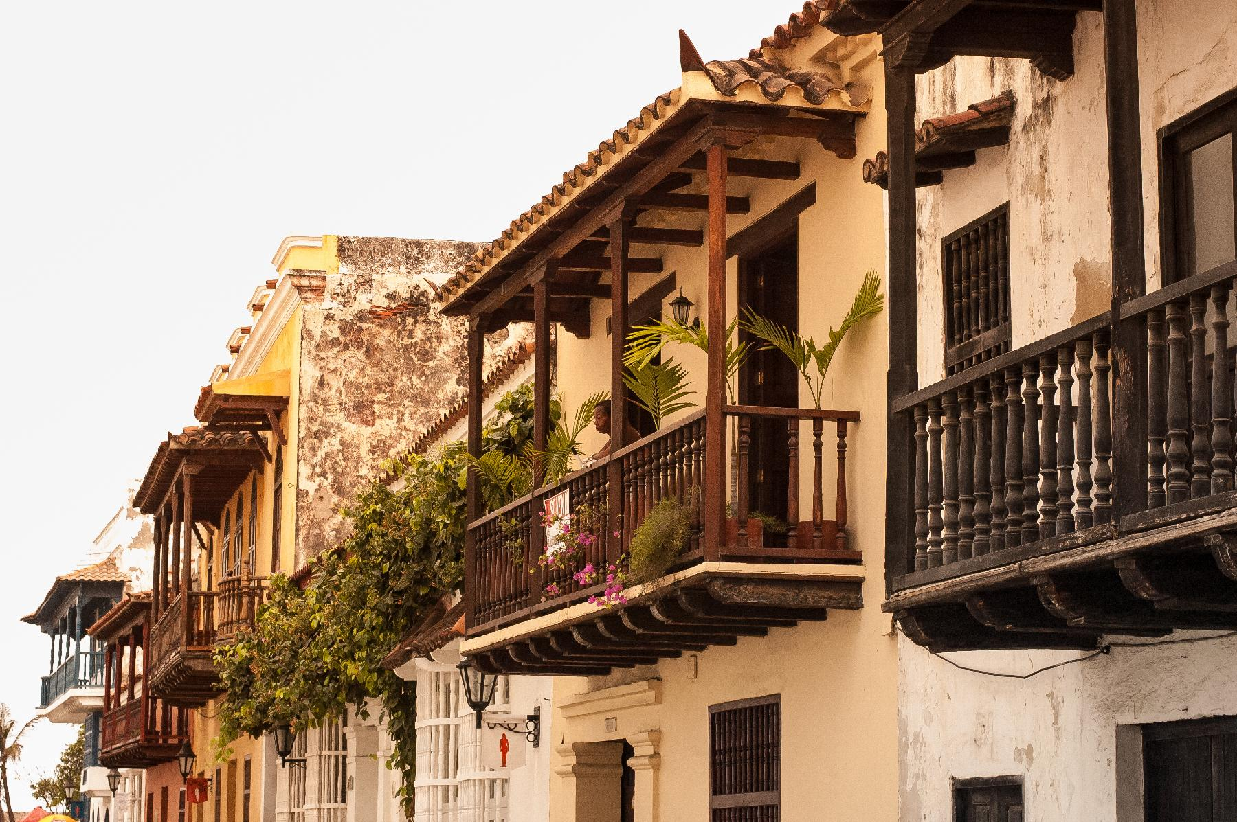 CARTAGENA, COLOMBIA, RESTORED OLD CITY HOME