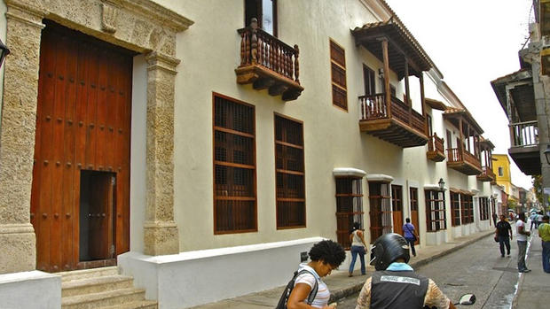 Amazing Cartagena 4 story old city home 700 sq. meter 6 bedroom suites with full baths Private pool