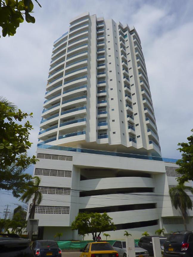 Edificio Galeon Azul Exclusive Apartment