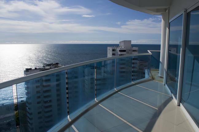 Edificio Poseidon Condo 16th Floor 3 Bedroom