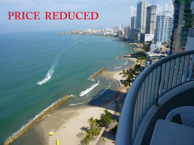 Palmetto 1 Beachfront 26th floor