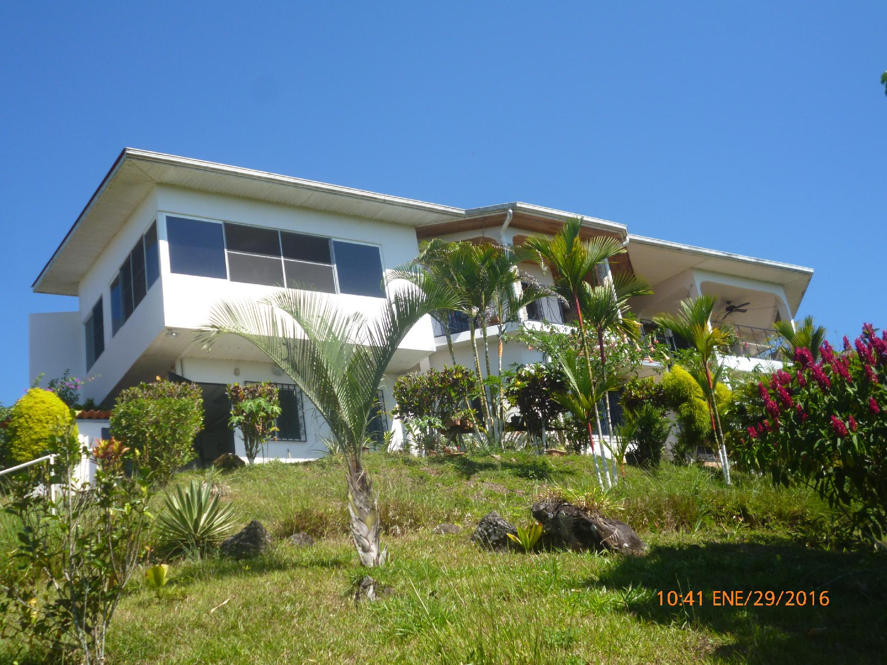 CHIRIQUI, BUGABA, PROPERTY WITH AN OCEAN AND MOUNTAIN VIEW