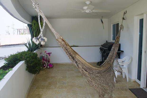La Boquilla Mar Abierto Exclusive Beach Front apartment