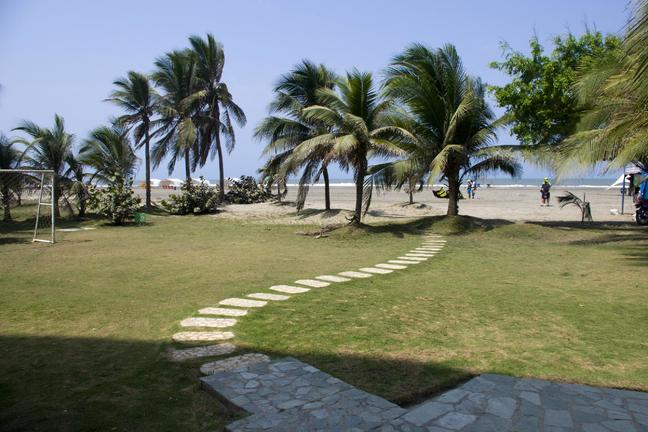 La Boquilla Mar Abierto Exclusive Beach Front apartment