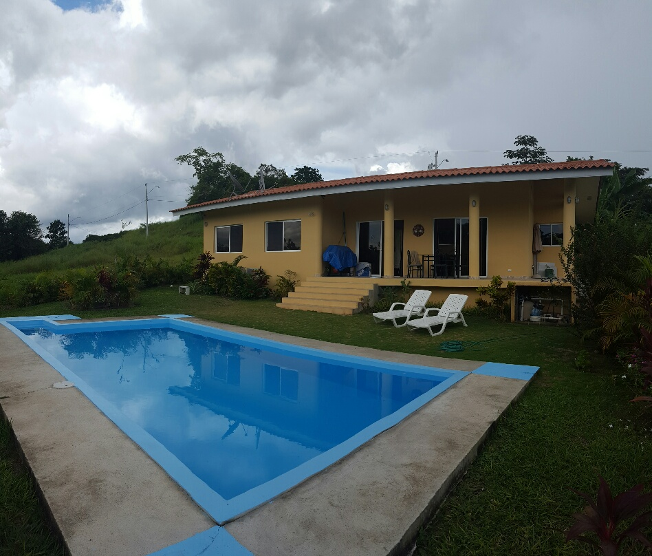 PANAMA OESTE SAN CARLOS HOUSE FOR RENT IN VALLE VILLAGE