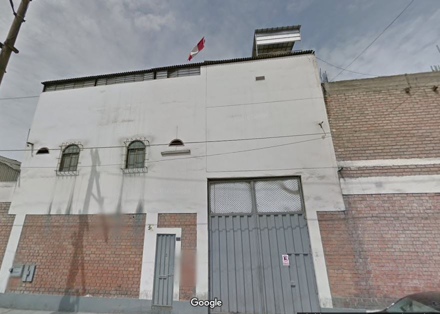 LIMA, ATE, INDUSTRIAL PROPERTY WITH 3 FLOORS