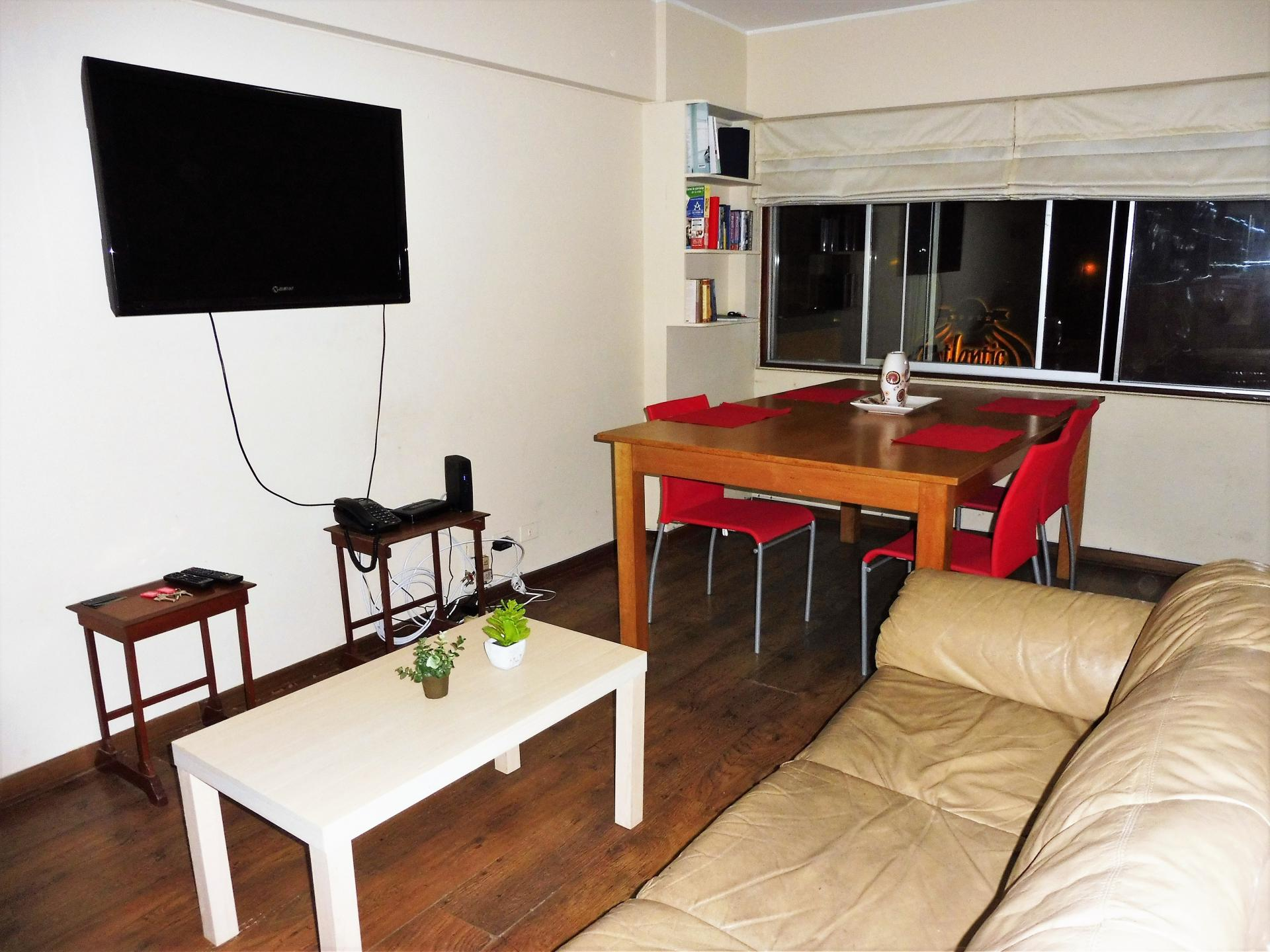 LIMA MIRAFLORES 1 BED LOCATION AND COMFORT