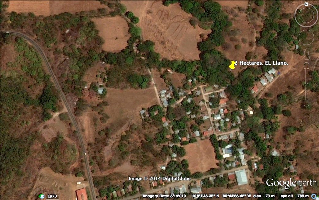 3 acres Fire Sale, Huacas