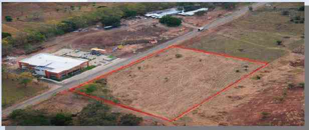 Commercial Lot Huacas, Guanacaste