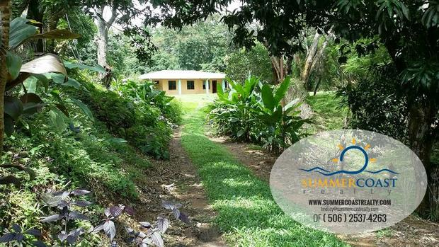 Finca Abangares 20.5 hects / 50.70 acres