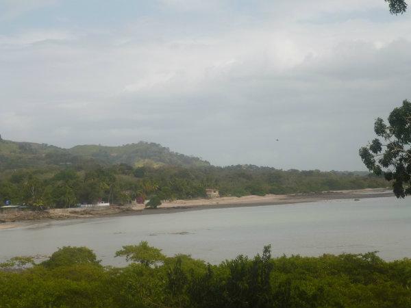 BEACH PROPERTY FOR SALE, EL CHUMICAL, VERACRUZ, PANAMA, PROPIEDAD PARA LA VENTA