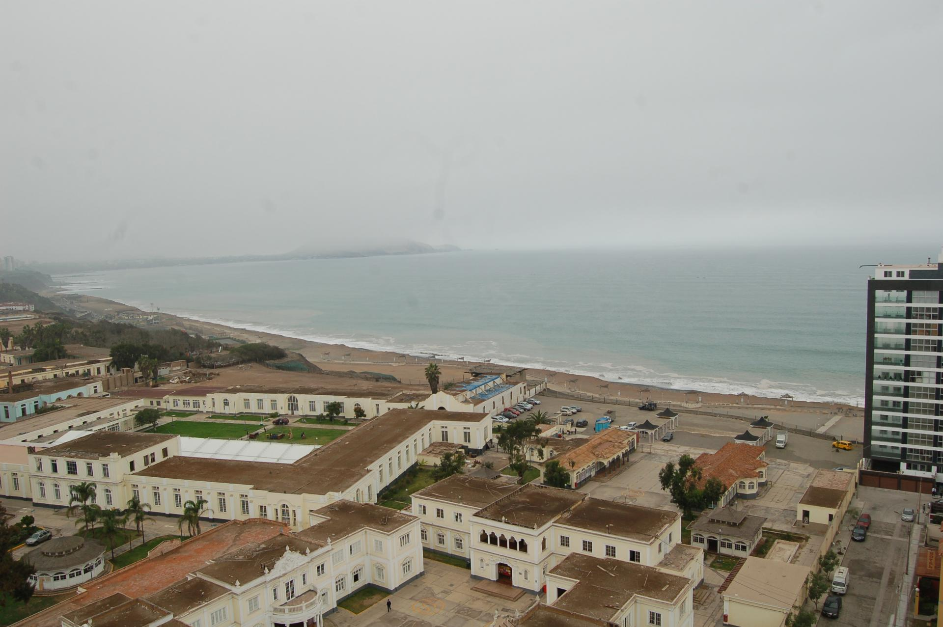 LIMA, MAGDALENA DEL MAR, JIRON RAIMONDI, OCEAN VIEW, 2 BED + OFFICE  APARTMENT, FOR SALE