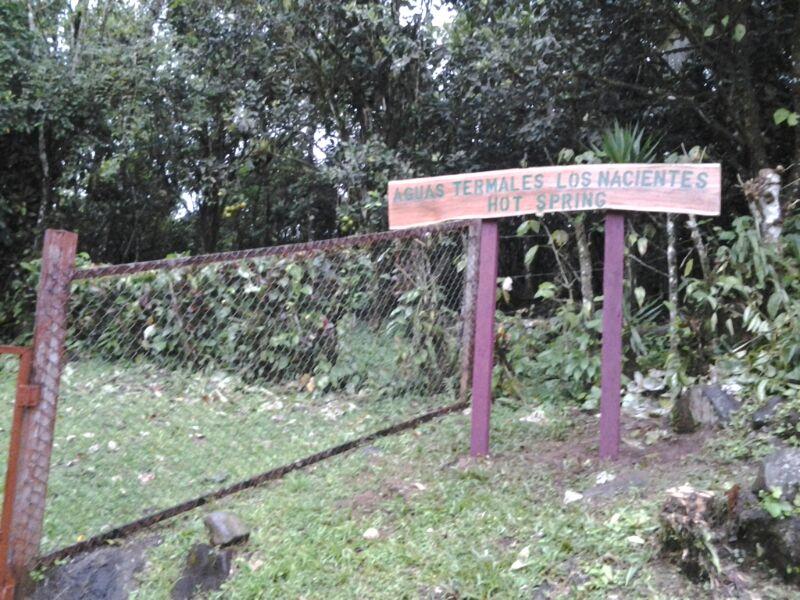 Water springs property for sale, Rincon de la Vieja
