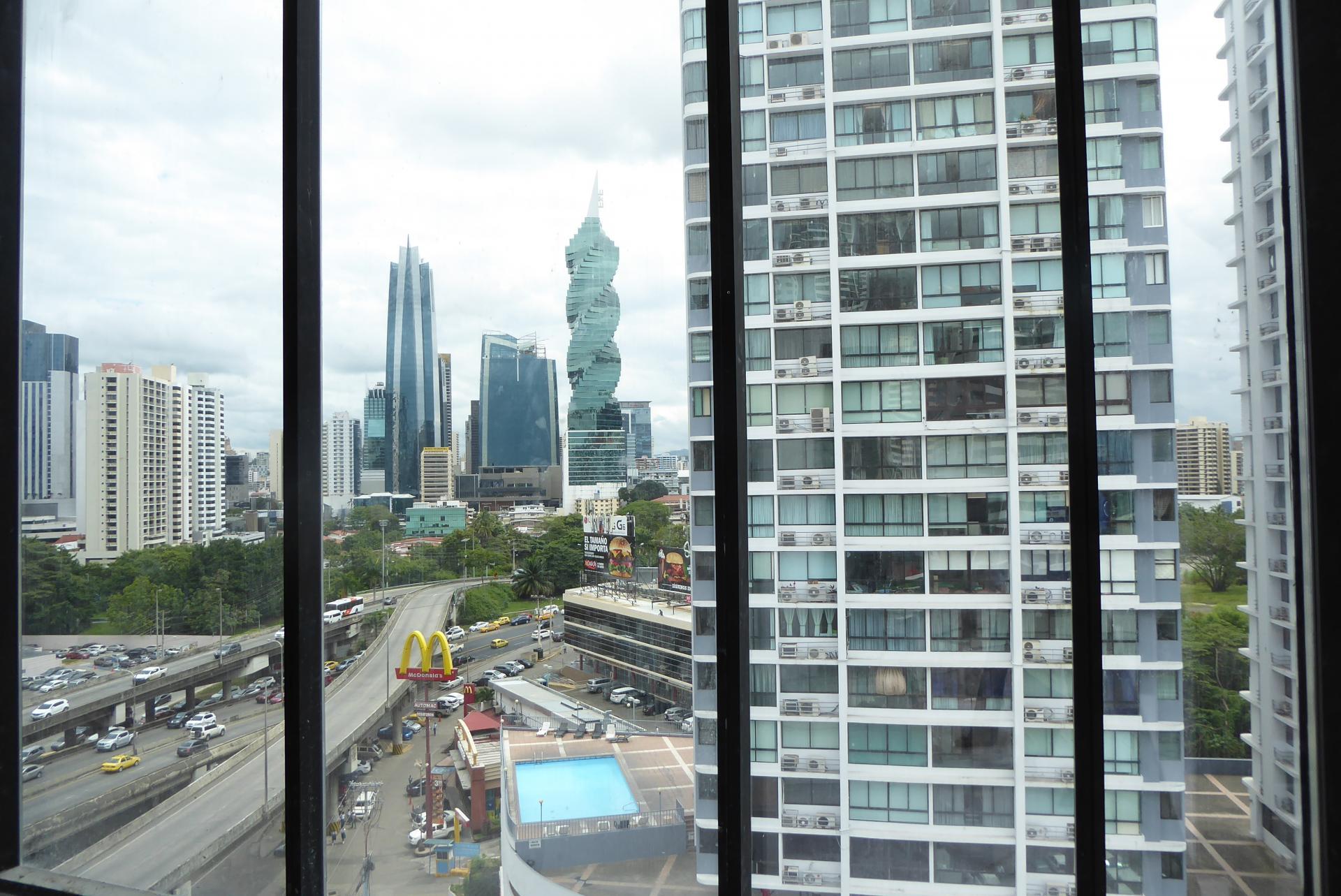 RBS OFFICE TOWER IN PAITILLA PANAMA CITY