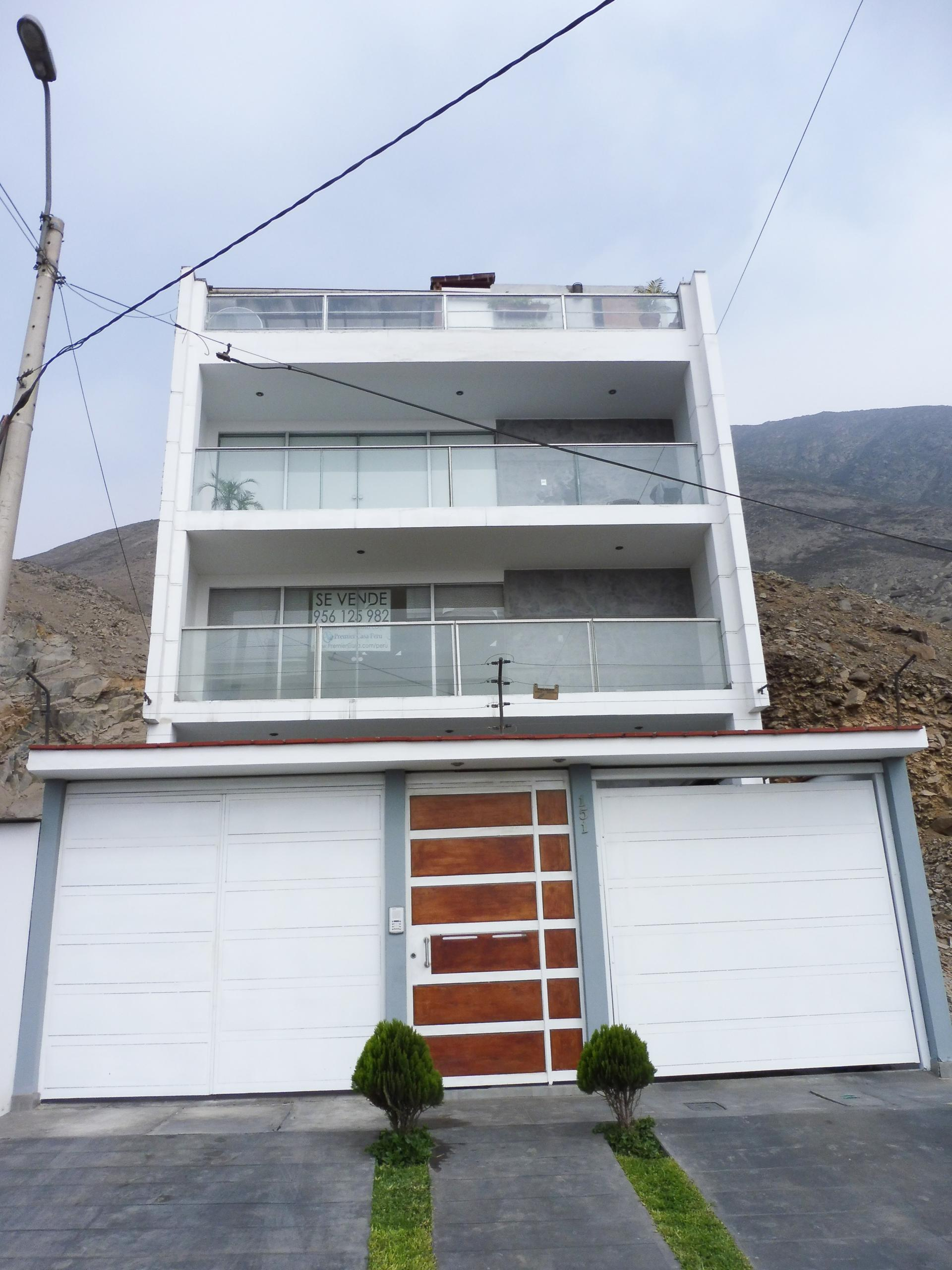 LIMA LA MOLINA 2 APARTMENTS WITH 6 ROOMS