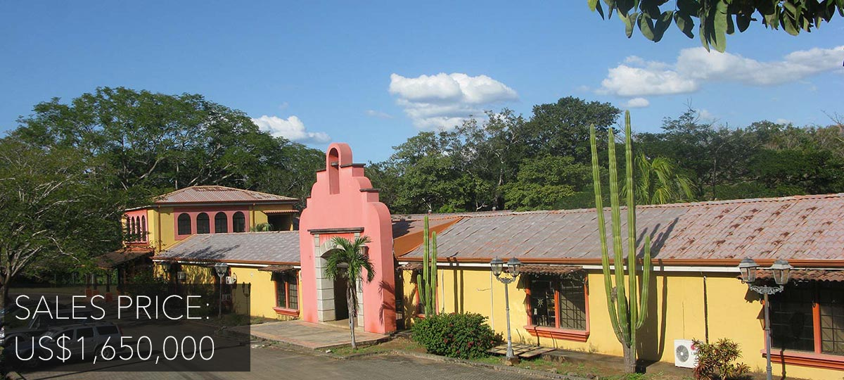 Commercial Center for Sale in Guanacaste