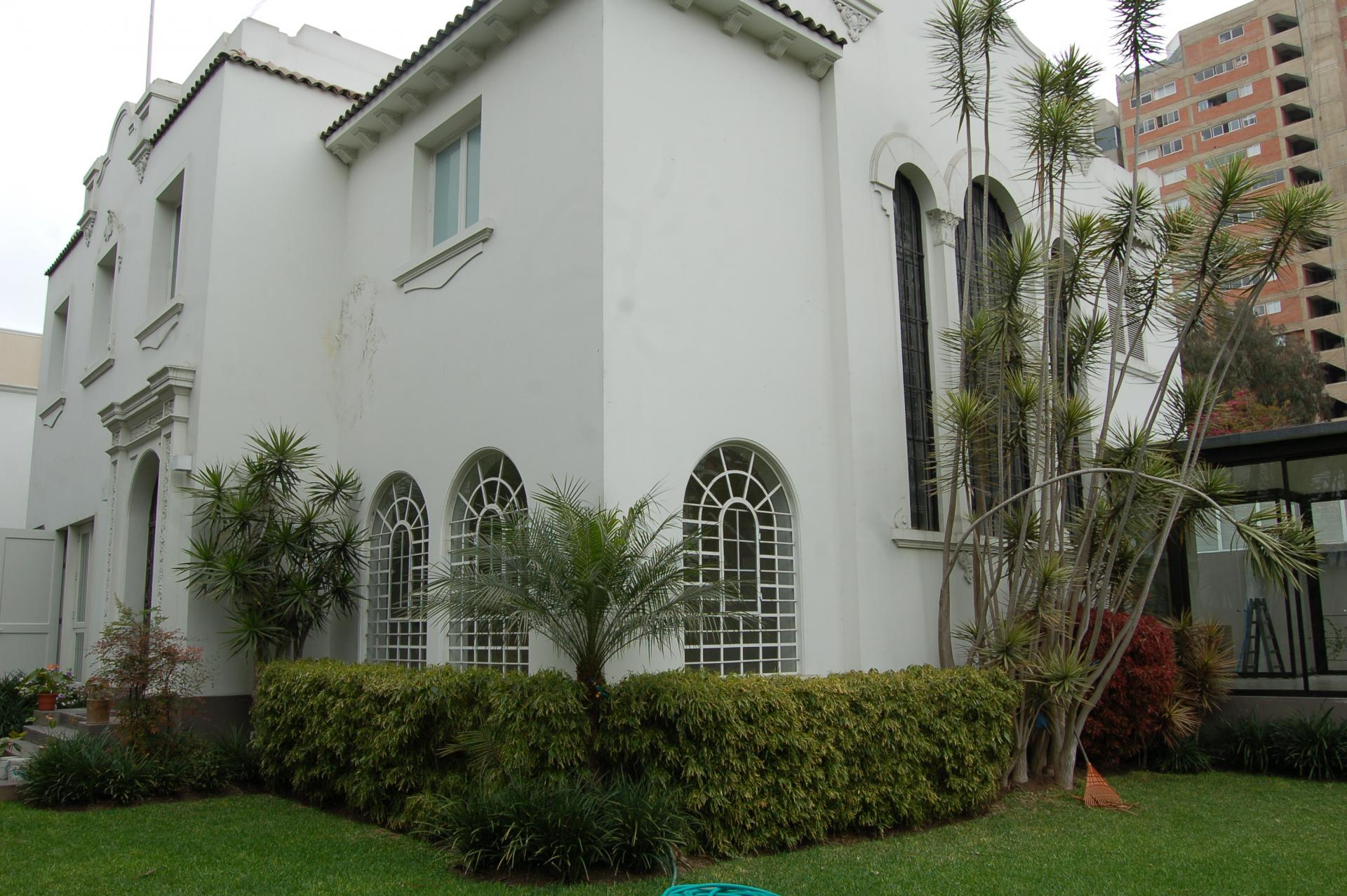 LIMA, SAN ISIDRO, CALLE LIZARDO ALZAMORA, 6 BEDROOM HOUSE, FOR SALE