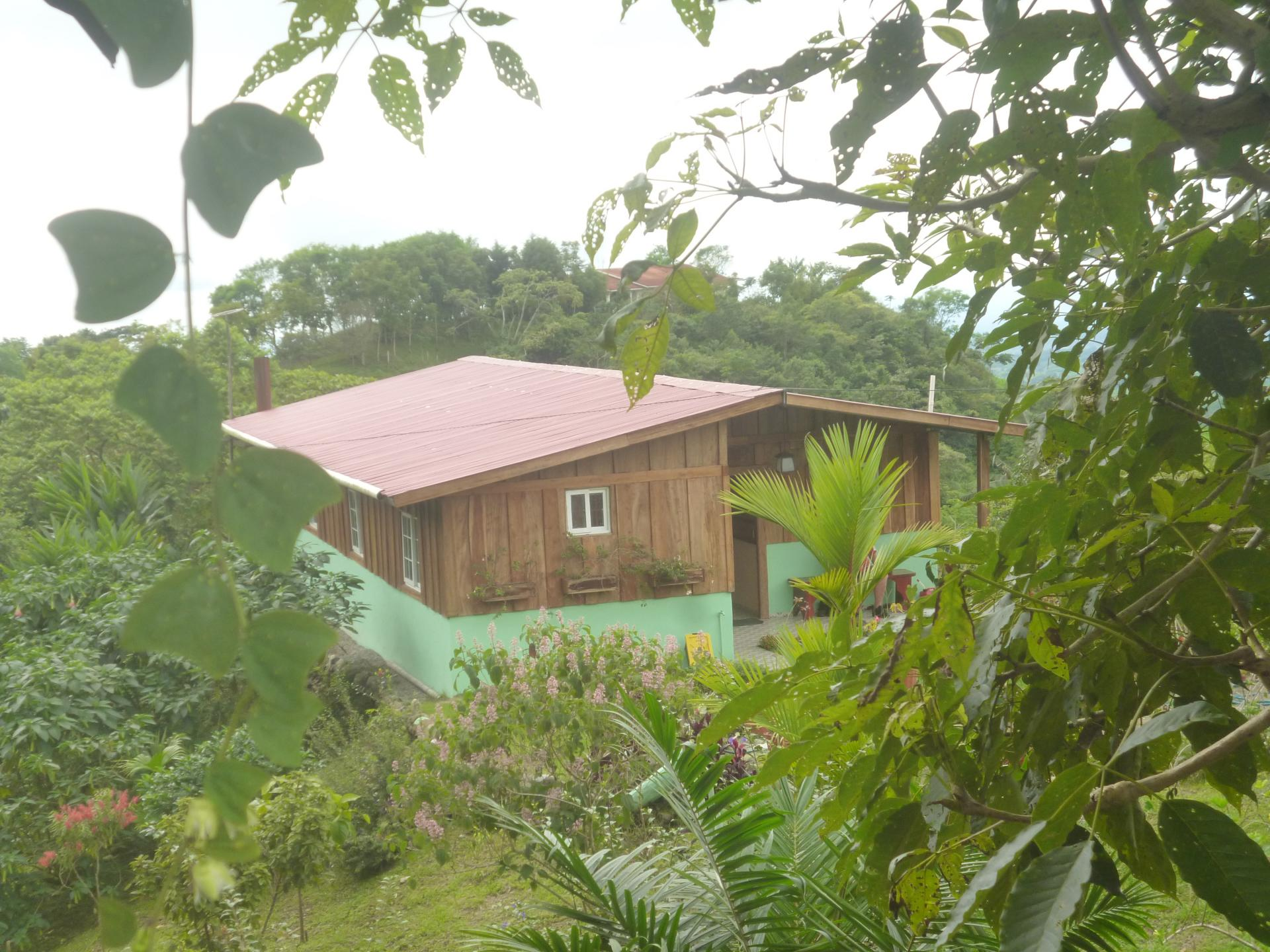 CHIRIQUI, BUGABA, OCEAN AND MOUNTAIN VIEW PROPERTY IN LAS MERCEDES.
