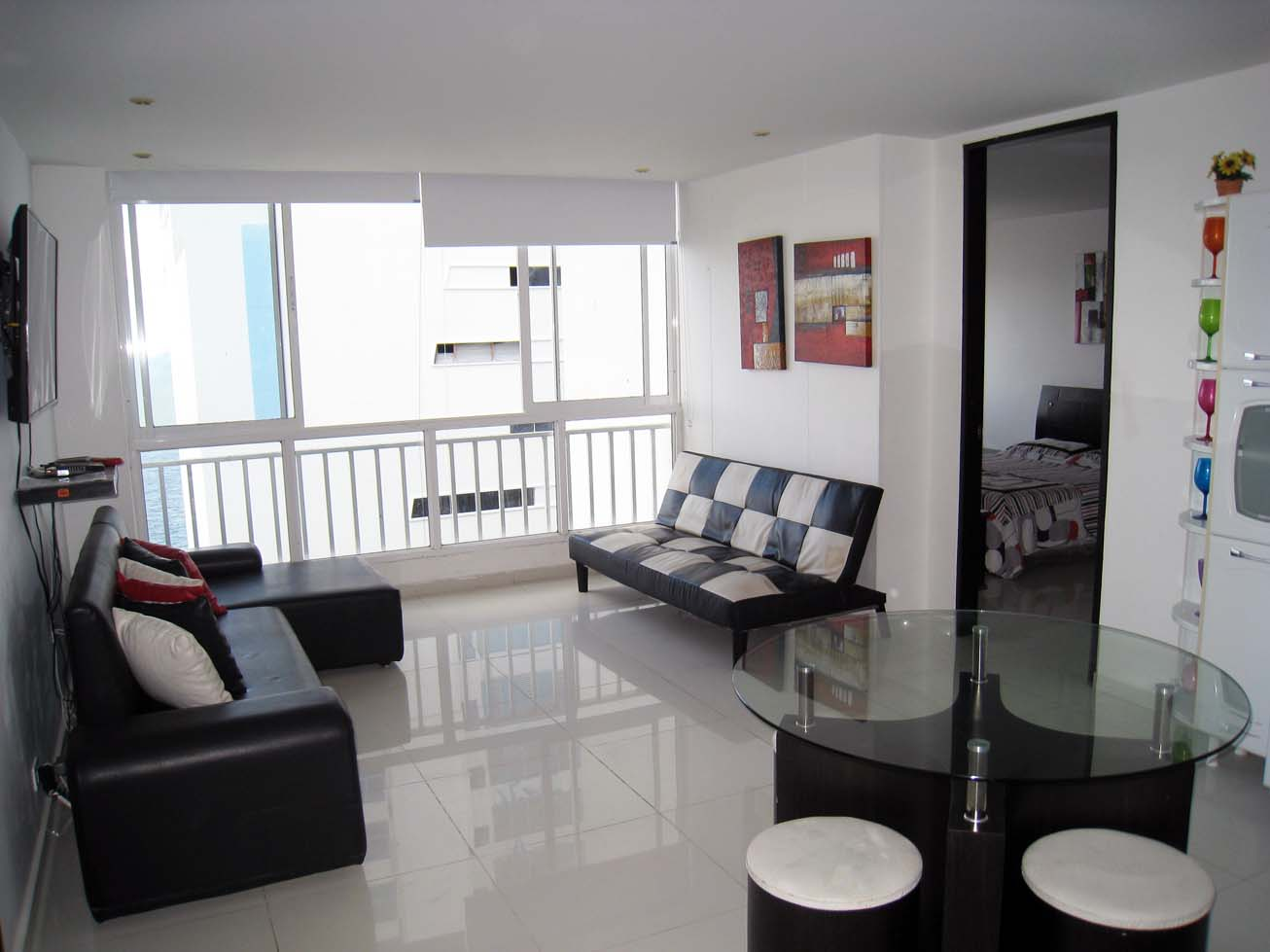 CARTAGENA, El Laguito - Cristoforo Colombo Apartment - 2 Bedroom, Renovated