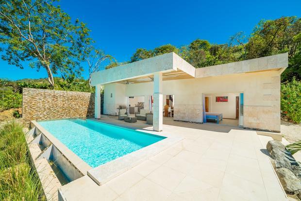 Playa Potrero, Villa Hibiscus