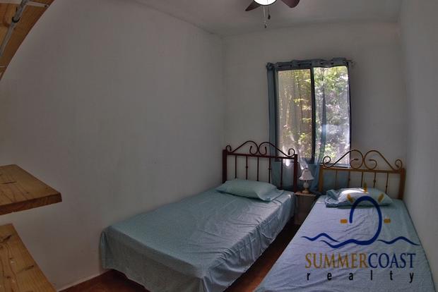 Pura Vida apartments, Surfside Potrero beach.