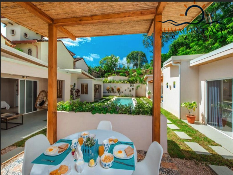 Tamarindo beach hotel for sale