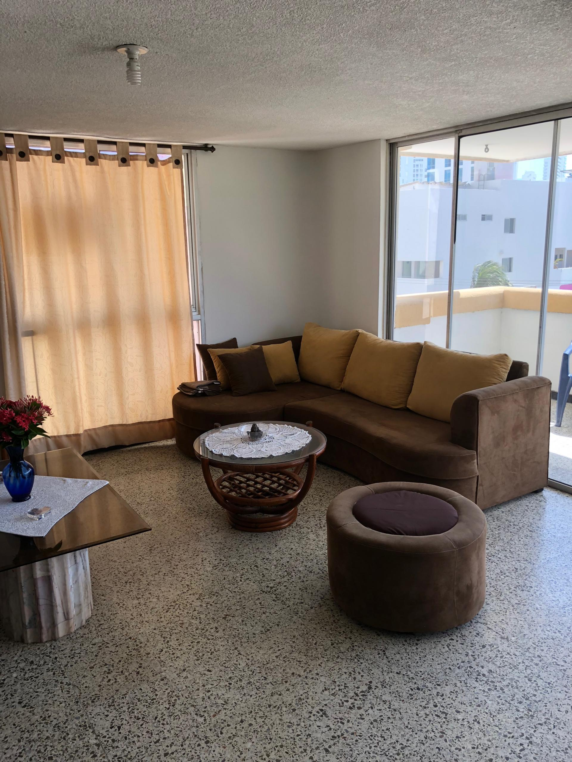 Cartagena Bocagrande Great Price For This Large Family Apartment