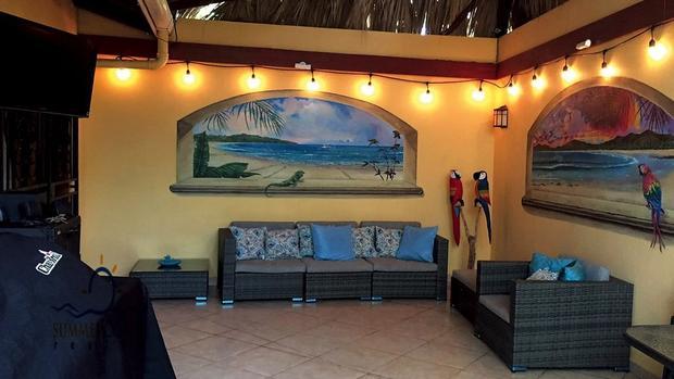 Casa Papp, Tamarindo beach