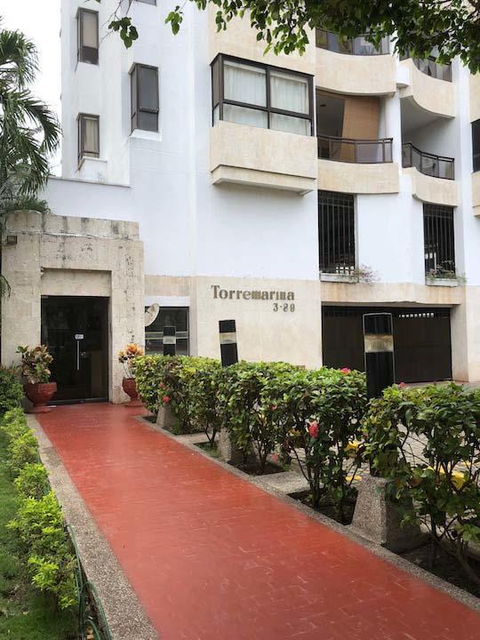 CARTAGENA - El Laguito - Edificio Torremarina - Spacious 2-story PENTHOUSE