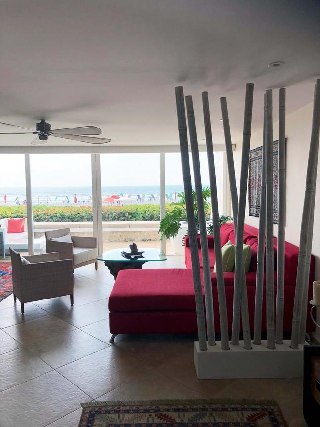 CARTAGENA - El Laguito - Exclusive DREAM Beachfront apartment