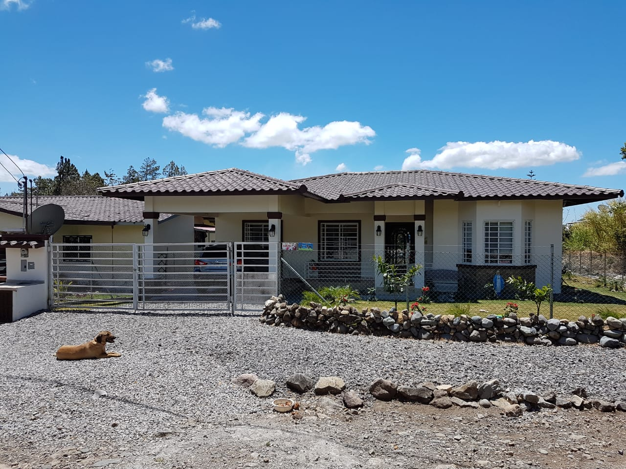 CHIRIQUI, BOQUETE, HOME IN ALTO BOQUETE