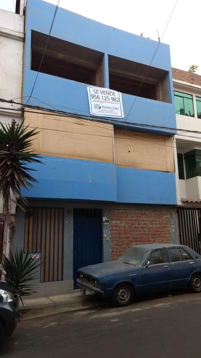 3 LEVEL COMMERCIAL/RESIDENTIAL BUILDING SAN JUAN DE LURIGANCHO