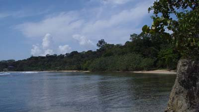 OCEANFRONT PROPERTY, FOR SALE, ISLA COLON, BOCAS DEL TORO, PANAMA, PROPIEDAD DE PLAYA SE VENDE