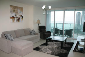 Apartment for rent in Panama City - Marina Plaza 21A